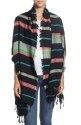 Collection XIIX Women's Stripe Beach Wrap for $10 + free shipping