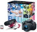 Canon EOS Rebel T5i 2-Lens DSLR Camera Bundle for $450 + free shipping