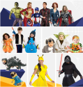 Halloween Items at Rakuten: $10 off $40