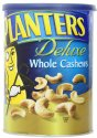 Planters Deluxe Whole Cashews 18-oz. Canister for $6 + free shipping