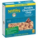 Annie's Chewy Gluten-Free Granola Bars 5-Pack for $2 + free shipping