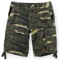 Free World Men's Cataclysm Camo Cargo Shorts for $14 + free shipping