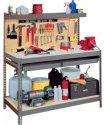 Edsal Heavy-Duty Steel Workbench for $149 + free shipping