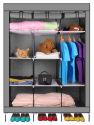 "69"" Portable Closet Organizer for $23 + free shipping"