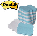 "900 Post-It 3M Scroll Shape 3x3"" Sticky Notes for $9 + free shipping"