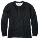 RedHead Men's Thermal Henley Shirt for $20 + free shipping