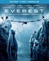 Everest on Blu-ray / DVD / Digital HD for $5 + free shipping w/ Prime