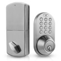 MiLocks Keyless Entry Deadbolt Door Lock for $50 + free shipping