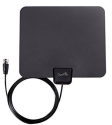 DuaFire 25-Mile Digital Indoor HDTV Antenna for $6 + free shipping w/ Prime