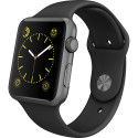 Refurb Apple Watch 42mm Sport Smartwatch for $180 + free shipping