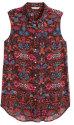 H&M Women's Sleeveless Chiffon Blouse for $5 + free shipping