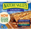 72 Nature Valley Crunchy Granola Bars for $13 + free shipping