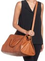 Nu-G Faux Leather Overnighter Bag for $29 + free shipping