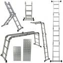Arksen 13-Foot Folding Ladder Platform for $65 + free shipping
