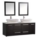 """MTD Vanities Nepal 63"""" Bathroom Vanity Set for $1,614 + free shipping"""