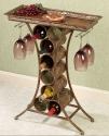 Vinum Wine Rack Table for $139 + $19 s&h