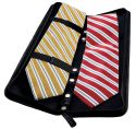 Jos. A. Bank Men's Leather Tie Case for $11 + free shipping