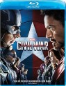 Captain America: Civil War on Blu-ray for $8 + free shipping