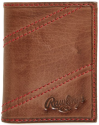 Rawlings Two Strikes Leather Trifold Wallet for $27 + free shipping