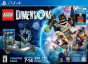 LEGO Dimensions Starter Pack PS4 w/Supergirl for $50 + free shipping