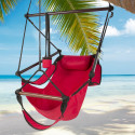 Hammock Air Deluxe Hanging Chair for $25 + free shipping