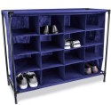 Sunbeam 16-Pair Shoe Rack for $25 + free shipping