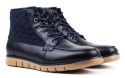 Harrison Men's Mocc Toe Sneaker Boots for $35 + free shipping