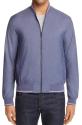 Michael Kors Men's Melange Bomber Jacket for $224 + free shipping