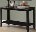 Monarch Specialties Console Table for $67 + free shipping