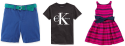 Kids' & Baby Apparel & Accessories at Macy's from $1 + free s&h w/beauty item
