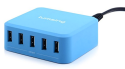 Lumsing 40W 5-Port Desktop USB Charger for $6 + free shipping