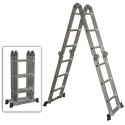 BCP 11-Foot Aluminum Folding Ladder for $70 + free shipping