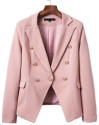 SheIn Women's Double-Breasted Blazer for $32 + free shipping