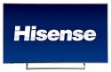 "Hisense 55"" Curved 4K WiFi LED UHD Smart TV for $480 + $75 s&h"