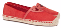 Tory Burch Women's Sidney Suede Espadrilles for $99 + free shipping