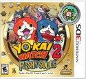 Yo-Kai Watch 2: Fleshy Souls for Nintendo 3DS for $28 + free shipping