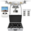 DJI Quadcopter 4K Camera Bundle, $25 Buyig GC for $899 + free shipping