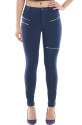 Tamar Collection Women's Moto Jeggings for $20 + $6 s&h