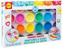 Alex Toys 24-Count Finger Paints for $16 + free shipping