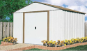 Arrow 10x10-Foot Mid-Gable Storage Building for $280 + pickup at Sears