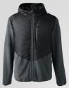 Lands' End Men's Hybrid PrimaLoft Jacket for $30 + $8 s&h