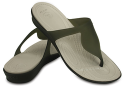 Crocs Women's Rio Flip Sandals for $15 + free shipping