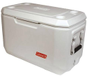 Coleman 70-Quart Xtreme Marine Cooler for $50 + free shipping, padding