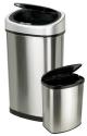 2 Nine Stars Motion Sensor Trash Cans for $65 + free shipping