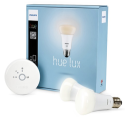 Refurb Philips Hue Lux LED Starter Kit for $40 + free shipping