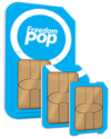 FreedomPop SIM Kit w/ 1GB Bonus Data for 25 cents + free shipping