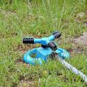 Kmashi 3-Arm Rotary Lawn Sprinkler for $10 + free shipping w/ Prime
