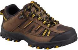Columbia Kids' Pisgah Peak Trail Shoes for $22