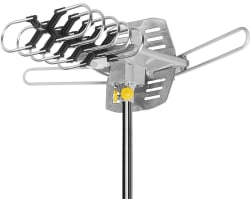 Ematic HDTV Outdoor Antenna w/ 150-Mile Range for $25 + pickup at Walmart