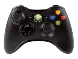 Open-Box Xbox 360 Wireless Game Controller for $17